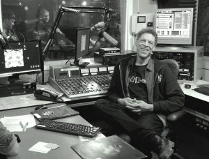 Chris White at CKCU