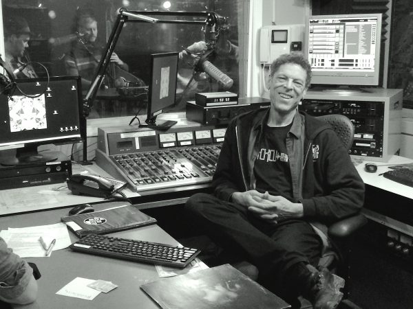 Chris White at CKCU FM