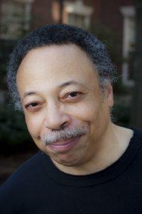 George Elliott Clarke - photo courtesy of Harvard University