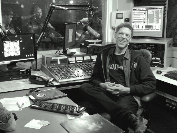 Chris White at CKCU FM